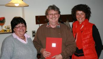 Marianne, Peter und Annette.