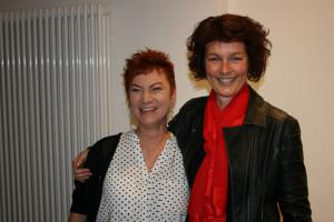 Margit und Annette