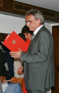 Annette und BGM Peter Ziegelmeier